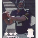 Daunte Culpepper 1999 Topps Stars 3 Star Rookie Card #9 Minnesota Vikings