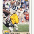 Kevin Greene 1992 Upper Deck Single Card #153 St. Louis Rams