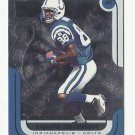 Marvin Harrison 1999 Playoff Momentum Single Card #38 Indianapolis Colts