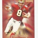 Steve Young 1997 Skybox Premium #53 San Francisco 49ers