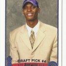 Chris Bosh 2003-04 Topps Rookie Card #224 Toronto Raptors