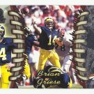 Brian Griese 1998 Pacific Omega Rookie Card #69 Denver Broncos