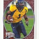 DeSean Jackson 2008 UD Heroes Rookie Card #137 Philadelphia Eagles/Washington Redskins