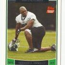 Brodrick Bunkley 2006 Topps Rookie Card #333 Philadelphia Eagles/New Orleans Saints