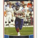 Wali Lundy 2006 Topps Rookie Card #343 Houston Texans