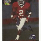 David Palmer 1994 Classic  NFL Draft Rookie Card #16 Minnesota Vikings