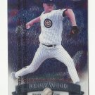 Kerry Wood 1998 Topps Finest Rookie Card #272 Chicago Cubs