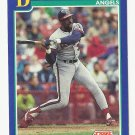 Dave Winfield 1991 Score Single Card #83 Los Angeles/Anaheim Angels