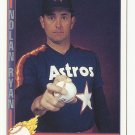 Nolan Ryan 1991 Pacific The Fast Ball Grip Single Card #41 Houston Astros