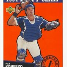 Paul Konerko 1994 Upper Deck Draft Class Rookie Card #222 Los Angeles Dodgers/Chicago White Sox