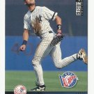 Derek Jeter 1997 Collector's Choice All-Rookie Card #180 New York Yankees