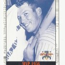 Mickey Mantle 1997 Scoreboard MVP 1956 Single Card #3 New York Yankees
