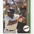 Tony Gwynn 1989 Upper Deck Single Card #384 San Diego Padres