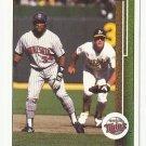 Kirby Puckett 1989 Upper Deck Single Card #376 Minnesota Twins