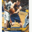 Mike Dunleavy 2005 Upper Deck Single Card #59 Golden State Warriors