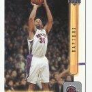 Dell Curry 2002 Upper Deck Single Card #388 Toronto Raptors
