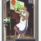 Brad Miller 2004 Topps Matrix M3 Card #107 Sacramento Kings