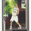 Manu Ginobili 2004 Topps Matrix M3 Card #5 San Antonio Spurs