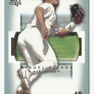 Miguel Tejada 2003 SP Authentic 10th Anniversary Card #6 Oakland Athletics