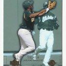 Miguel Tejada 2003 Upper Deck Sweet Spot Card #87 Oakland Athletics
