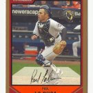 Paul Lo Duca 2007 Bowman Gold Single Card #62 New York Mets