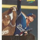 Hideo Nomo 1996 Score Gold Stars Insert Card #24 Los Angeles Dodgers