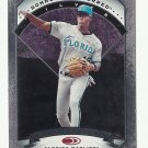 Edgar Renteria 1997 Donruss Preferred Silver Card #134 Miami Marlins