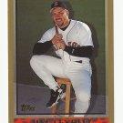 Jim Leyritz 1998 Topps Card #438 Boston Red Sox