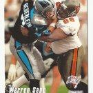 Warren Sapp 1999 Stadium Club Promo Card #39 Tampa Bay Buccaneers/Oakland Raiders