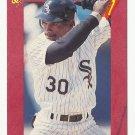 Tim Raines 1991 Classic Card #T9 Chicago White Sox