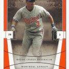 Jose Vidro 2004 Fleer Flair Card #28 Montreal Expos/Washington Nationals