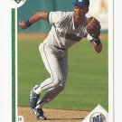 Harold Reynolds 1991 Upper Deck Single Card #148 Seattle Mariners
