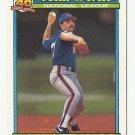 John Franco 1991 Topps All-Star Card #407 New York Mets