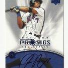 Jose Reyes 2004 Upper Deck Diamond Pro Sigs Collection #57 New York Mets/Toronto Blue Jays