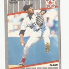 """Oil Can"" Boyd 1989 Fleer Single Card #82 Boston Red Sox"