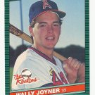 Wally Joyner 1986 Donruss The Rookies Rookie Card #1 Los Angeles/Anaheim Angels