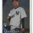 Ivan Nova 2010 Topps Chrome Rookie Card #214 New York Yankees