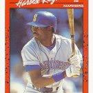 Harold Reynolds 1990 Donruss Card #227 Seattle Mariners
