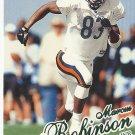 Marcus Robinson 1998 Ultra Rookie Card #269 Chicago Bears