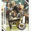 Marques Colston 2010 Panini Gridiron Gear #92 New Orleans Saints