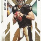 Drew Brees 2010 Panini Epix Card #60 New Orleans Saints/San Diego Chargers