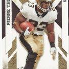 Pierre Thomas 2010 Panini Epix Card #62 New Orleans Saints