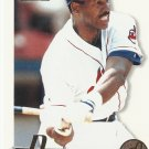 Dave Winfield 1995 Score Summit Edition Card #75 Cleveland Indians