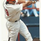 Juan Gonzalez 1995 Score Summit Edition Card #90 Texas Rangers