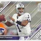 Josh Freeman 2009 Upper Deck Draft Edition Rookie #85 Tampa Bay Buccaneers/New York Giants