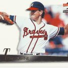 Tom Glavine 1995 Score Summit Edition Card #23 Atlanta Braves
