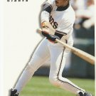 Barry Bonds 1995 Score Summit Edition Bat Speed Card #179 Pittsburgh Pirates/San Francisco Giants