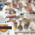 Juan Gonzalez 1994 Pinnacle Card #350 Texas Rangers