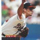 John Smoltz 1994 Pinnacle Card #342 Atlanta Braves
