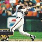 Matt Williams 1994 Pinnacle Card #298 San Francisco Giants